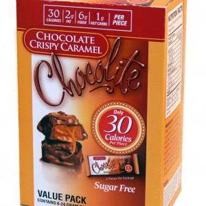 Chocolate Crispy Caramel