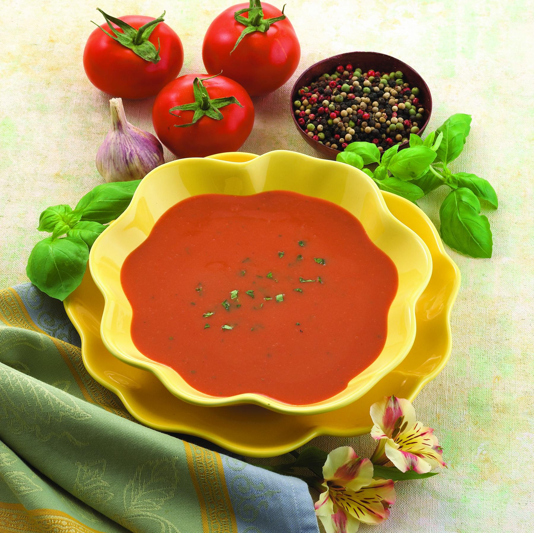 NutiMed Creamy Tomato Soup