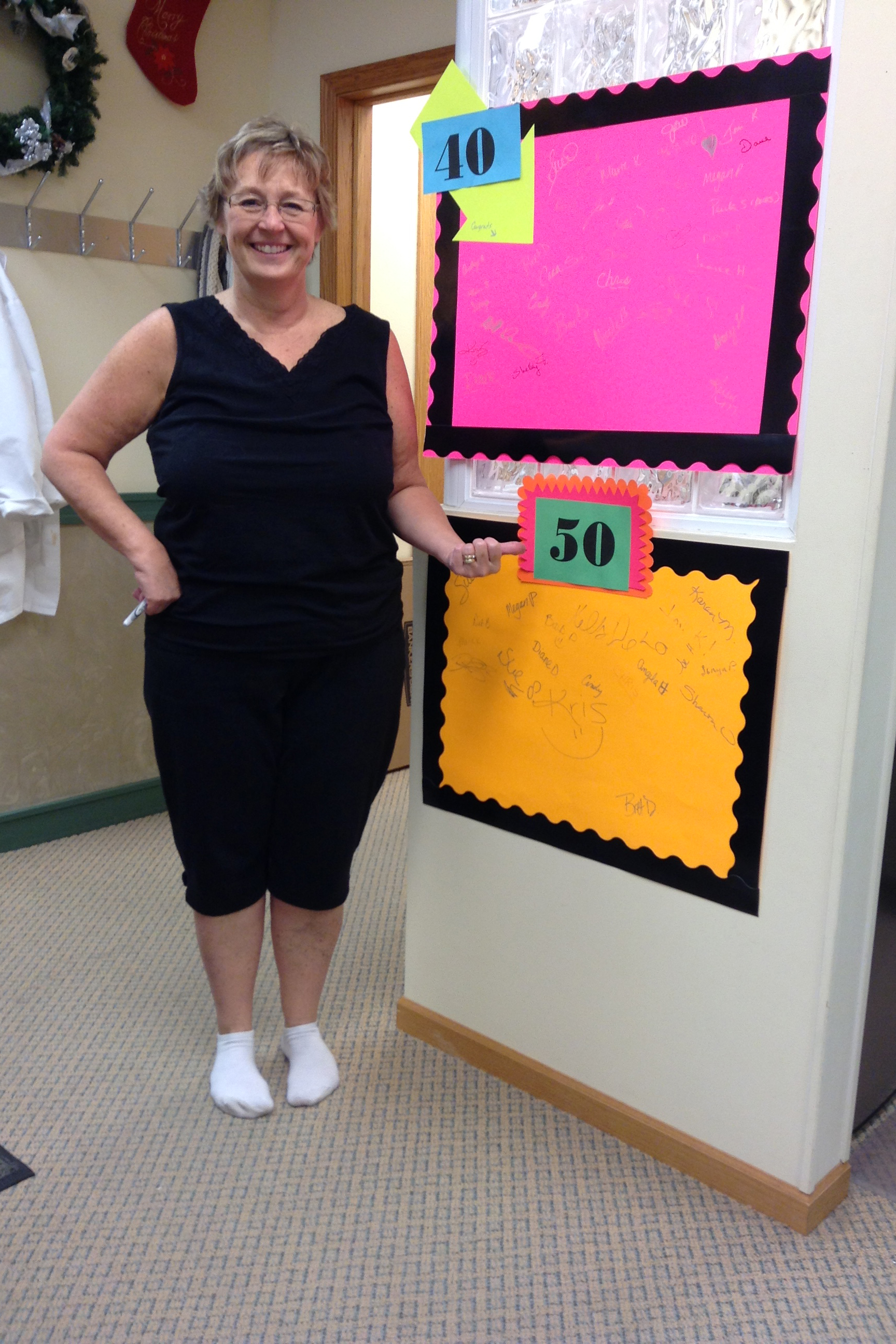 nuyou weight loss clinic client kris seeger 50 pounds