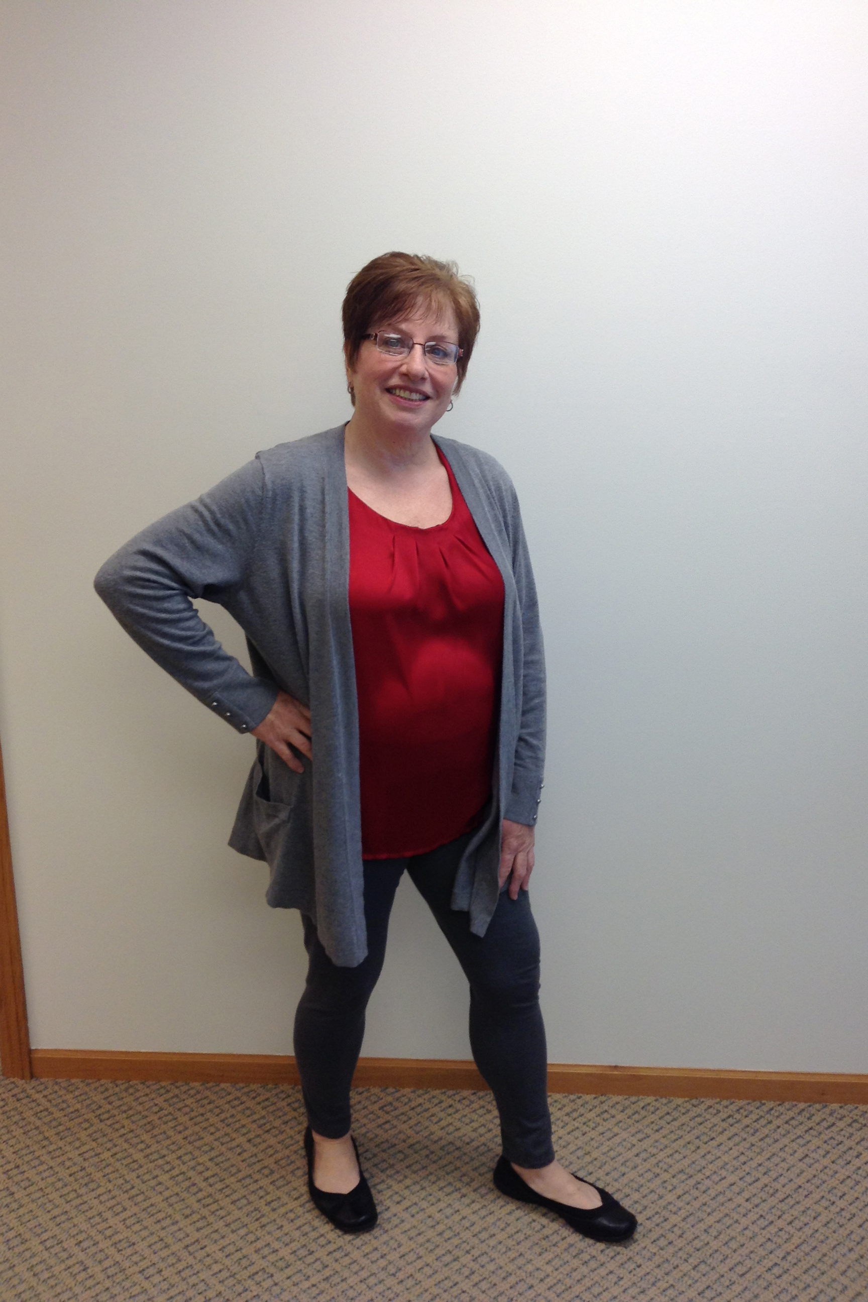 nuyou weight loss clinic client vickie bain goal