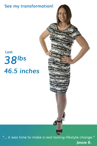 nuyou weight loss clinic jessie b final transformation image