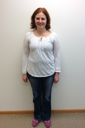nuyou weight loss clinic laurie t transformation before photo