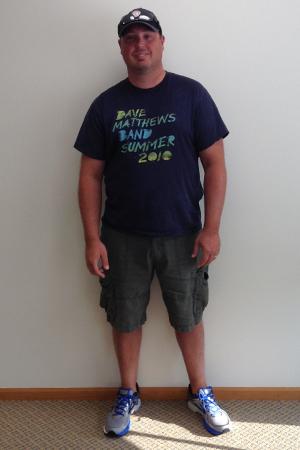 matt b before nuyou weight loss clinic transformation
