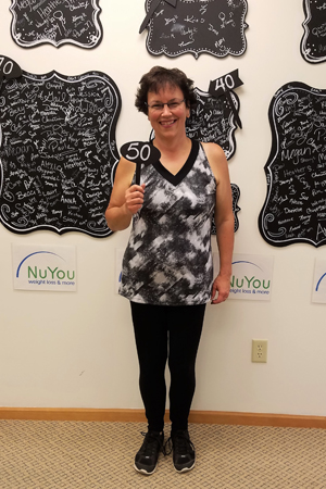linda t nuyou weight loss clinic 50 pounds gone for good board