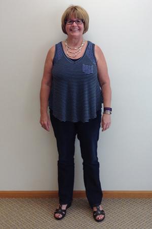 charlene j nu you weight loss clinic before program photo