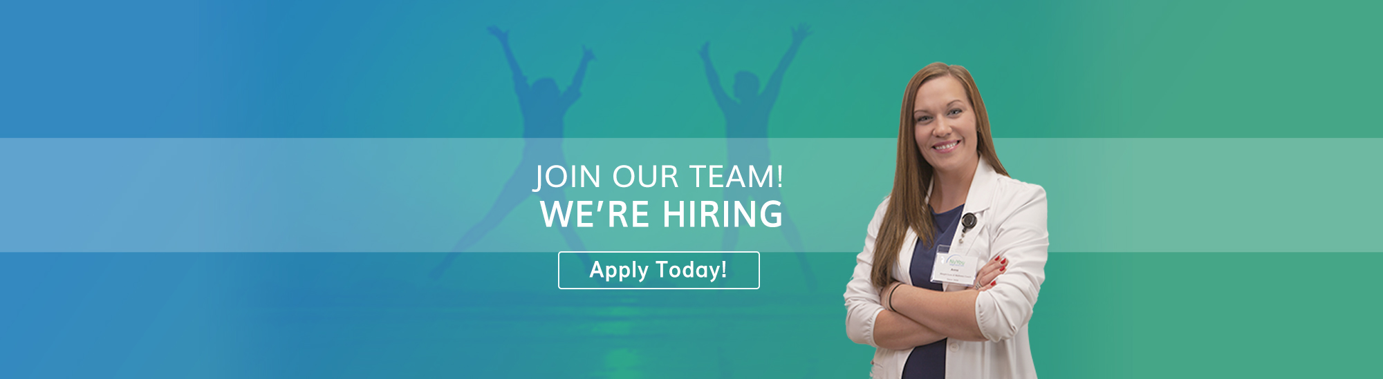 Join the team at NuYou Weight Loss and More - apply online today.