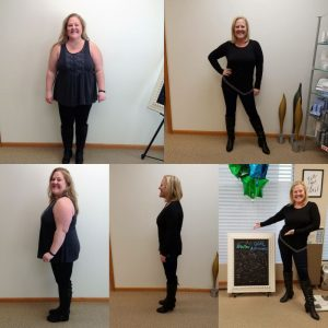 Brittany Styles Weight Loss Collage